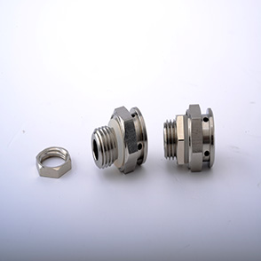 Stainless Steel Screw In Vent Valve Breather
